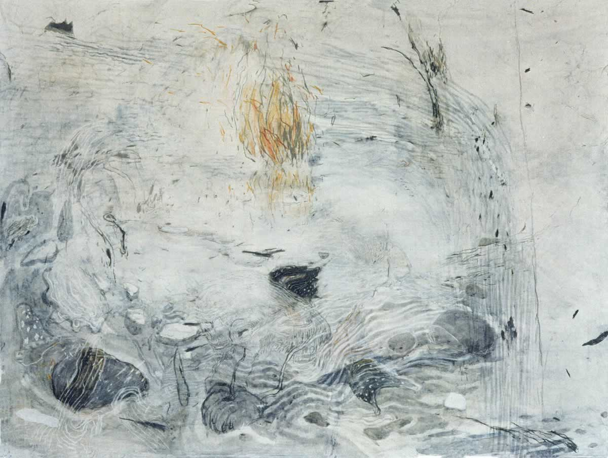 Prospect of the sea 1 | 110x133cm