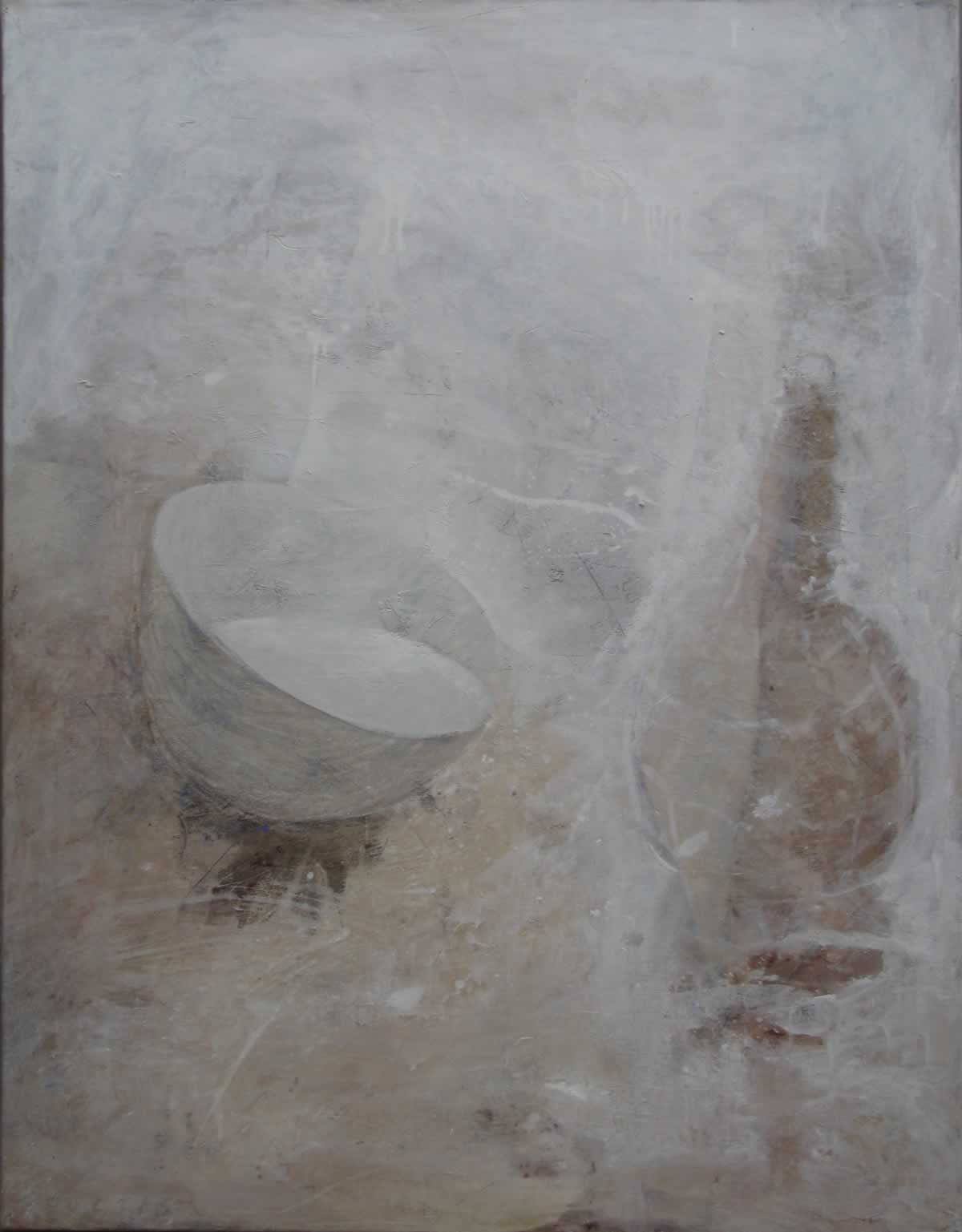 Milk | 130x100cm | 2012 | canvas